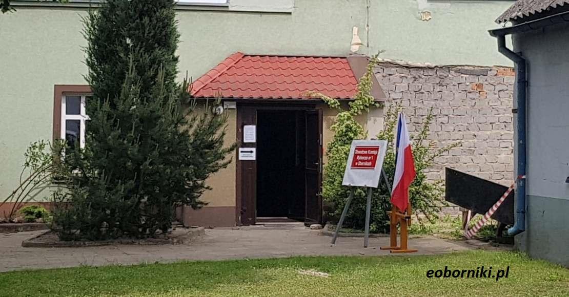 Frekwencja w obwodzie z siedzibą w OOK wynosi już 55%
