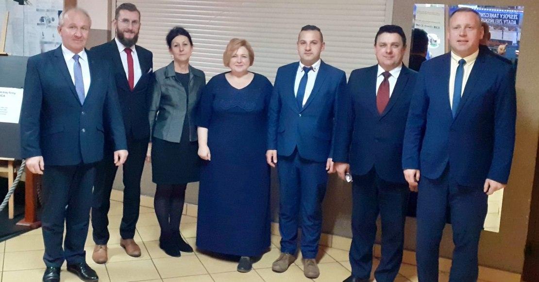 Łukasz Zaranek przewodniczącym nowego klubu radnych