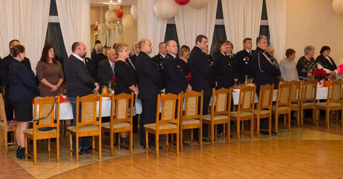 Spotkanie opłatkowe rogozińskich strażaków (foto)