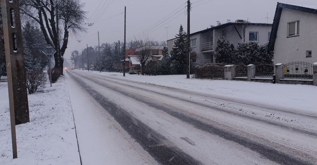 Niebezpieczenie na lokalnych drogach
