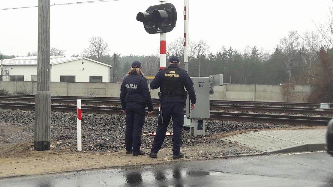 Wspólne działania policji i SOK