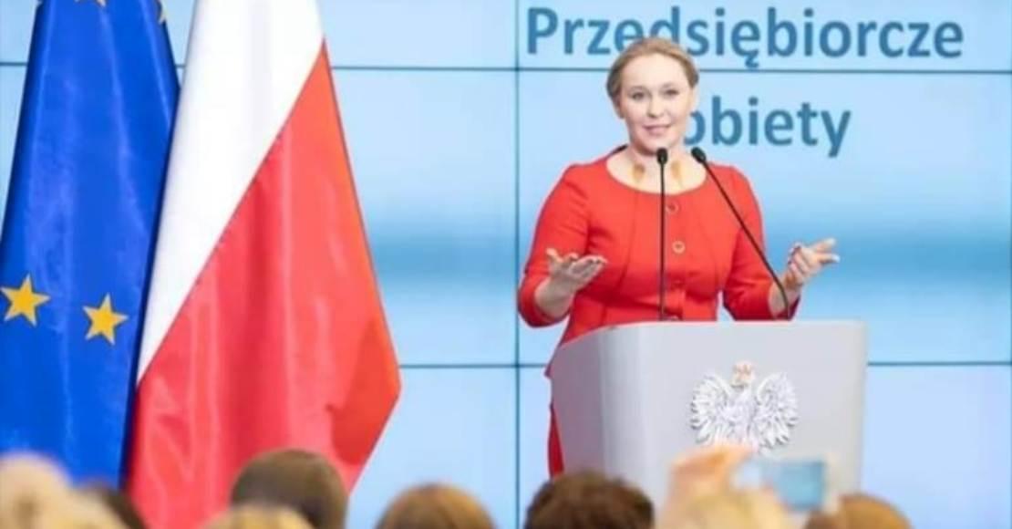 Wiceminister A. Możdżanowska odwiedzi Oborniki