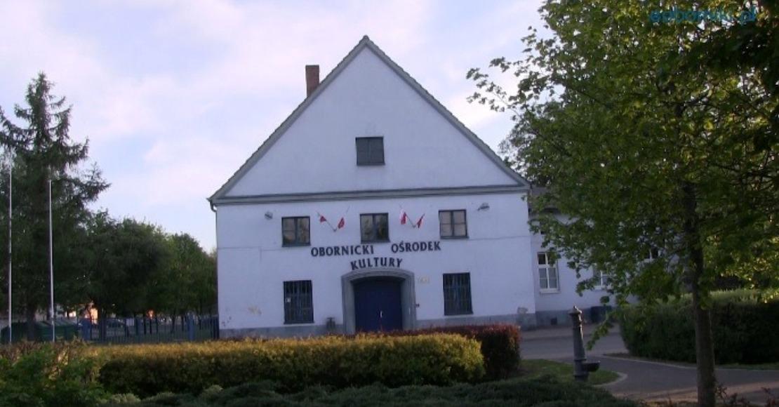 Przebudowa Obornickiego Ośrodka Kultury coraz bliżej – Gmina właśnie ogłosiła przetarg