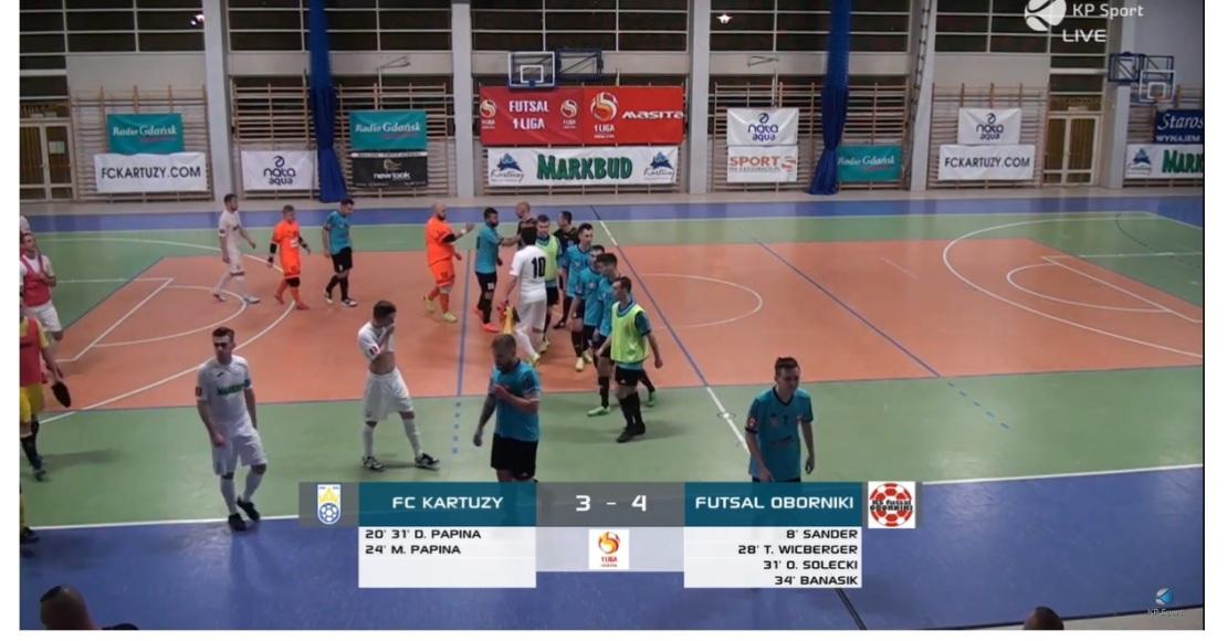 KS Futsal Oborniki w kolejnej rundzie Pucharu Polski