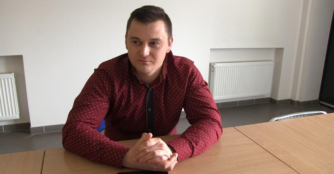 Wywiady z radnymi K. Piotrowskim i P. Szramą