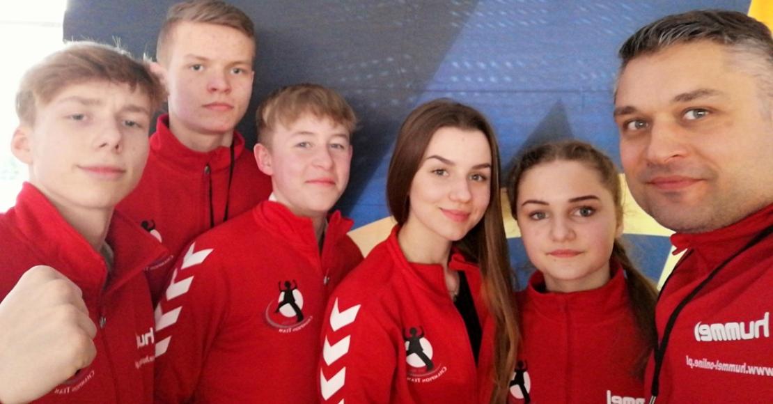 Sukcesy Karate Team Oborniki (foto)