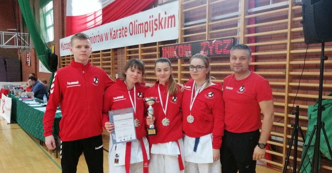 Największy seniorski sukces w historii Karate Team Obornik (foto)