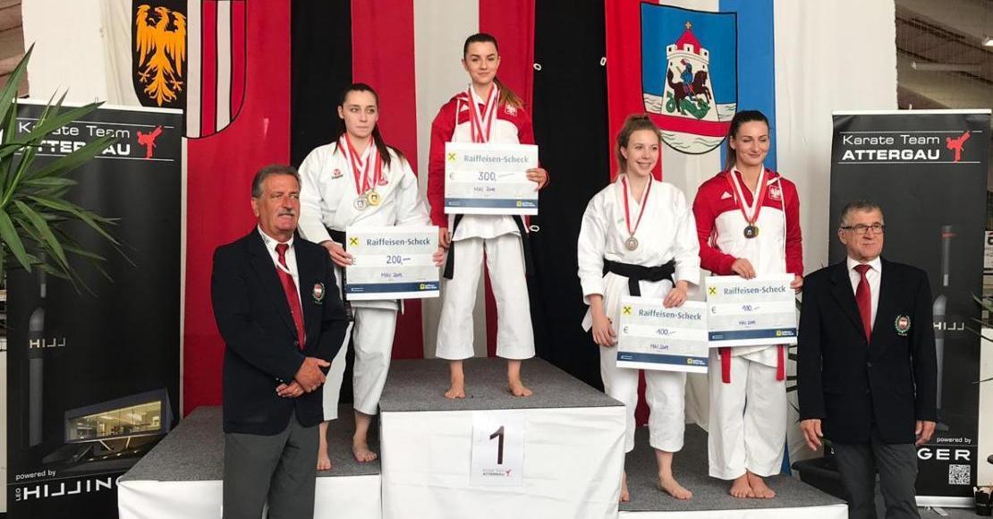 Olga Kaczmarek wygrała Mistrzostwa Austrii! (foto)