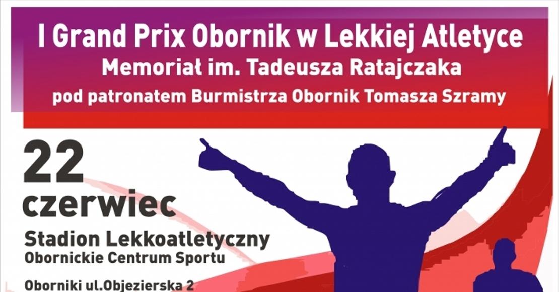 22 czerwca Memoriał im. Tadeusza Ratajczaka