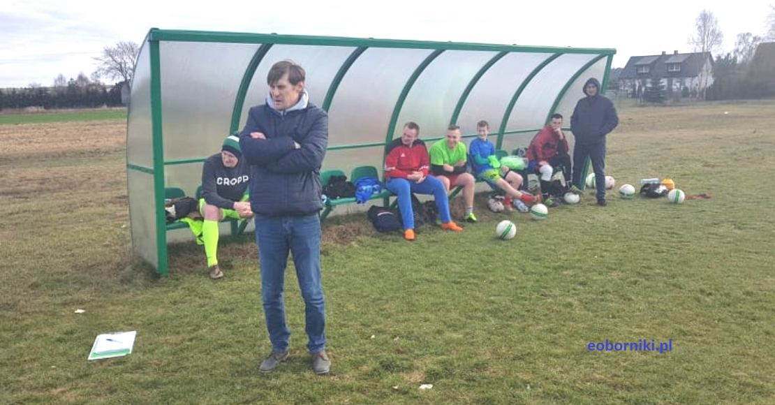 Trener Mariusz Drewicz podjął ważną decyzję