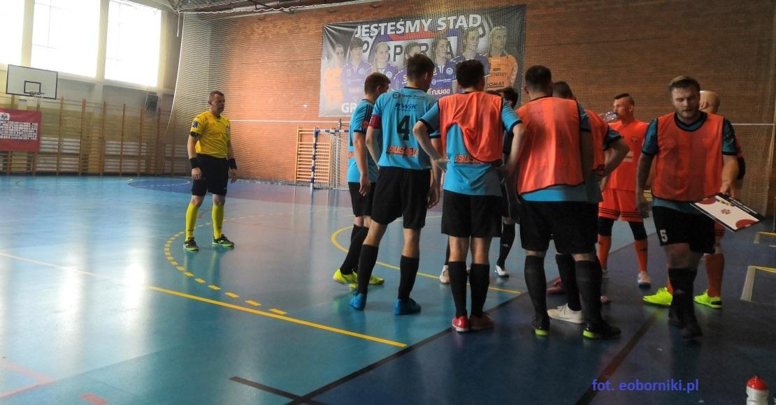 KS Futsal Oborniki zagra z Pniewami