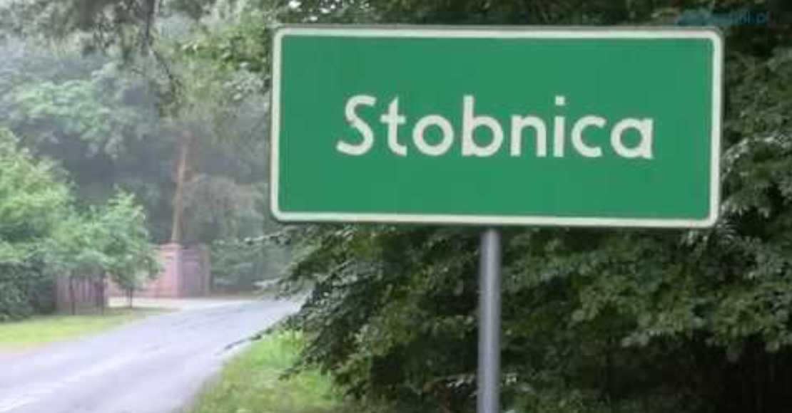 Pali się las w Stobnicy