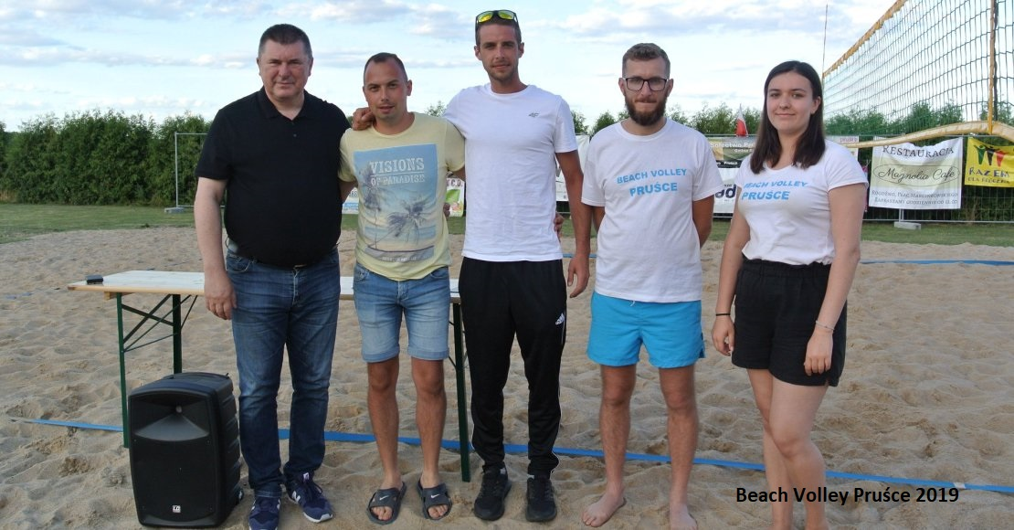 Beach Volley Pruśce 2019 oczami uczestników (film)