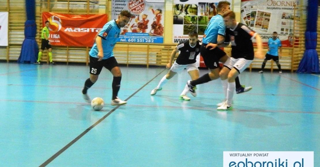 KS Futsal Oborniki wraca do treningów (film)