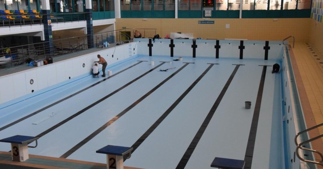Obornicka pływalnia czynna ponownie od wtorku (foto)