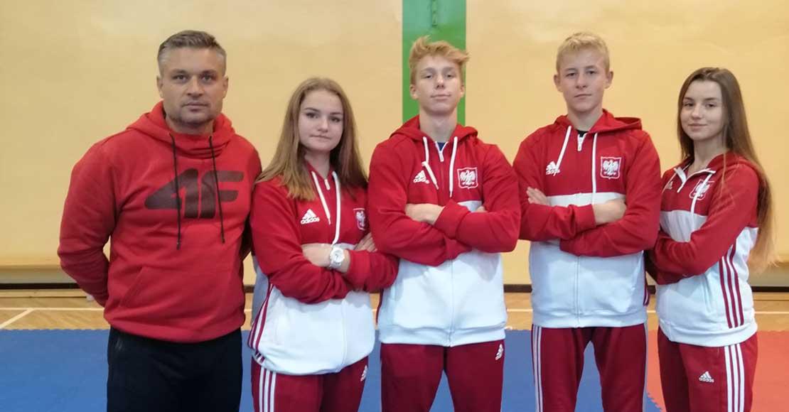 Powołania do Reprezentacji Polski zawodników Karate Team Oborniki