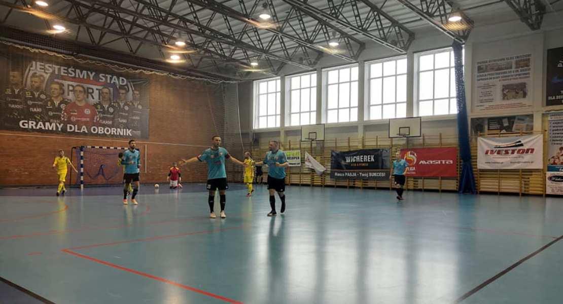 Pewna wygrana KS Futsal Oborniki (film)