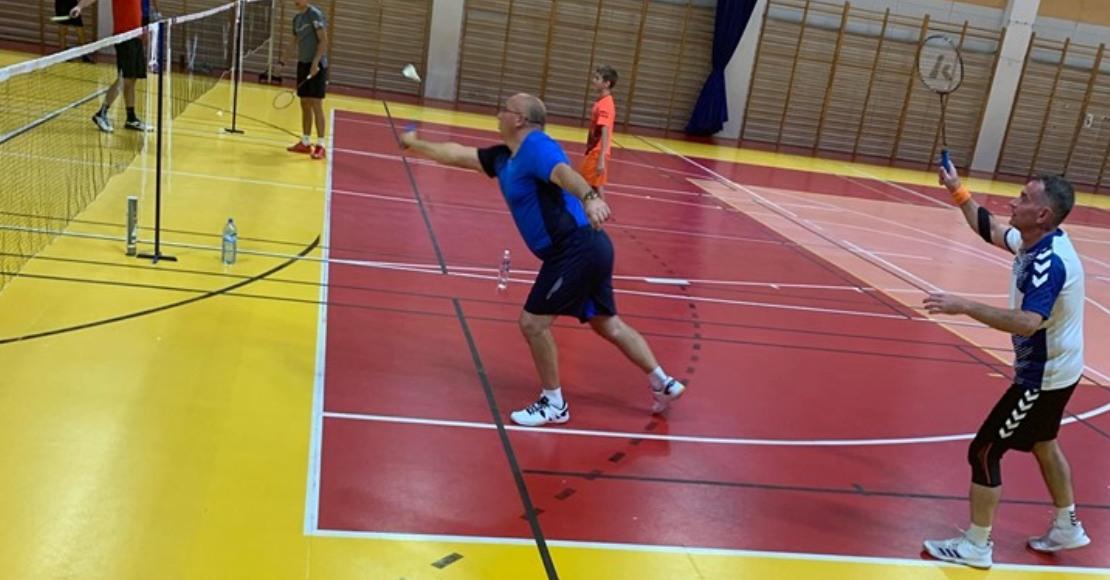 Zagraj w badmintona!