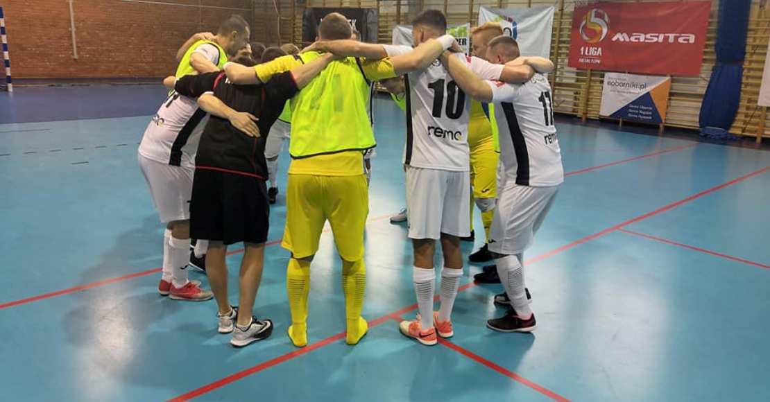 KS Futsal Oborniki liderem pierwszej ligi (film)