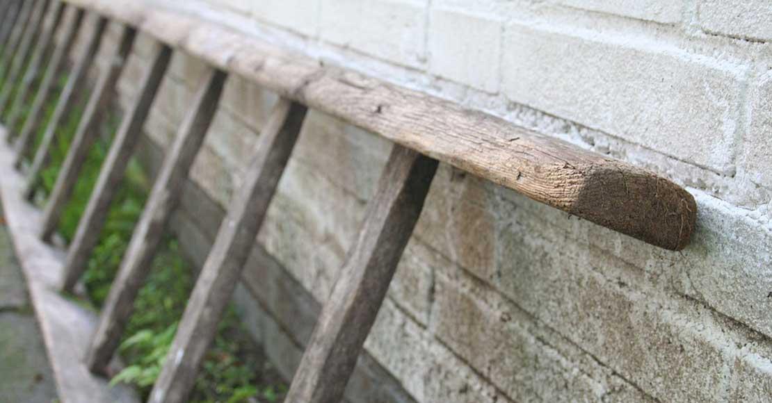 Drabina drewniana to nie zabytek, jeśli wybierzesz mądrze