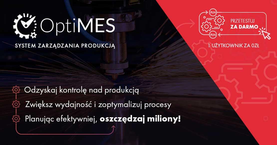 Nowa funkcjonalność w systemie OptiMES - zamówienia do dostawców