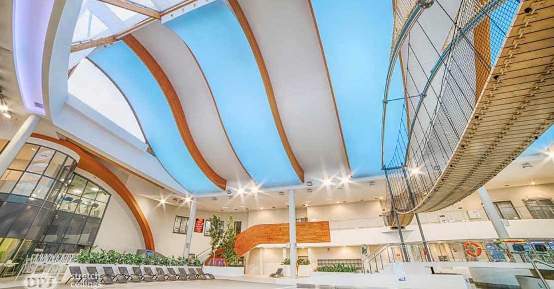 Sufit napinany - bez kompromisu dla architektów z Poznania i Wielkopolski