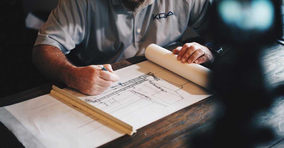 Praca architekta wnętrz