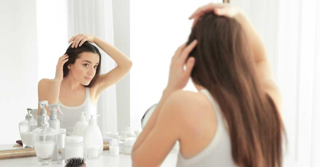 Biotyna na włosy i paznokcie