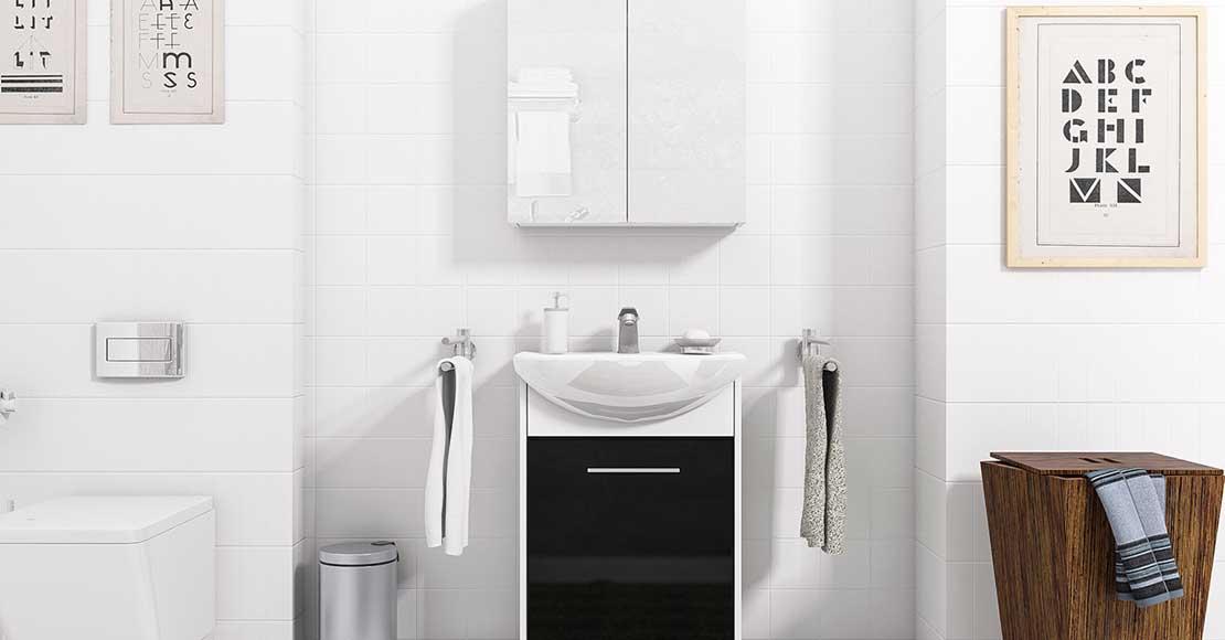 Funkcjonalne meble do łazienki