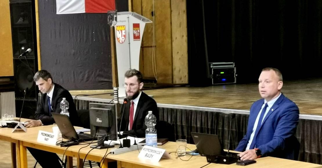 Łukasz Zaranek nadal przewodniczącym