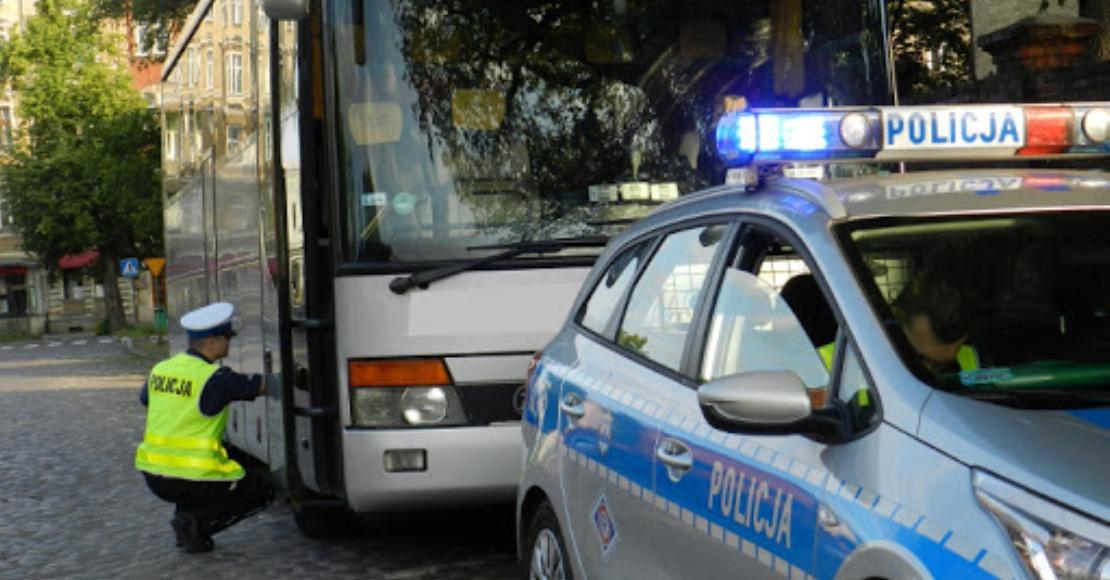 KGP - Wykaz punktów kontroli autobusów - WAKACJE 2020
