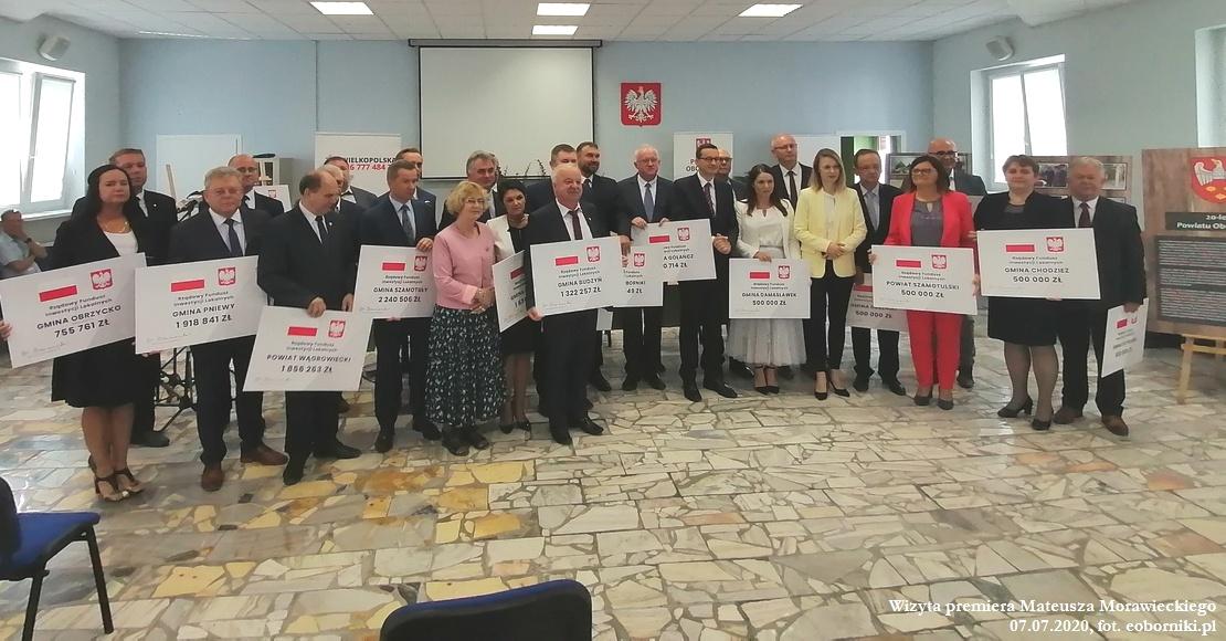 Michał Zieliński: To bezprecedensowe wsparcie dla każdej gminy