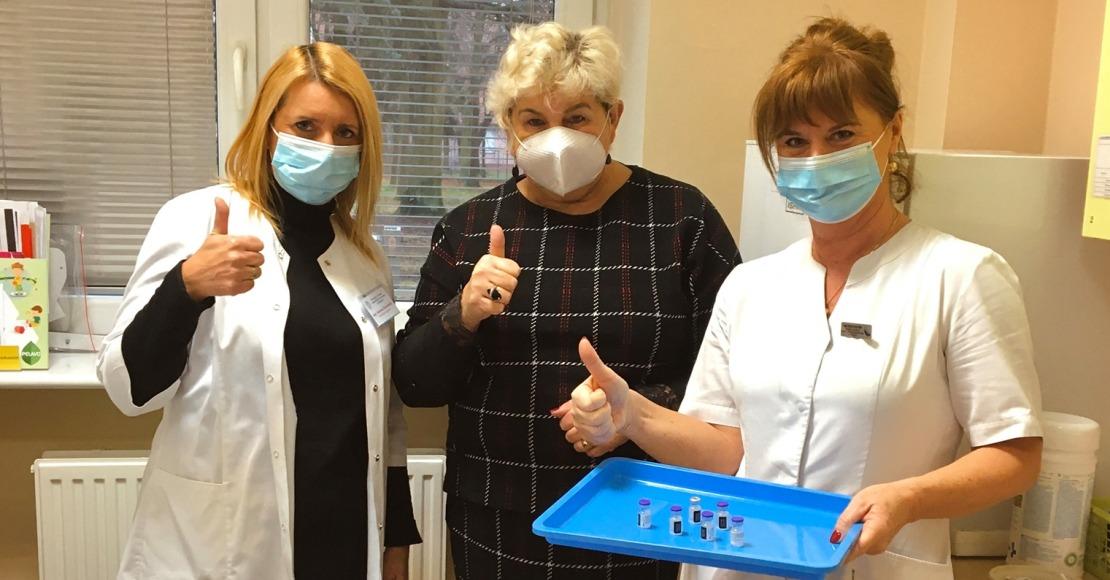 W obornickim szpitalu rozpoczęły się szczepienia