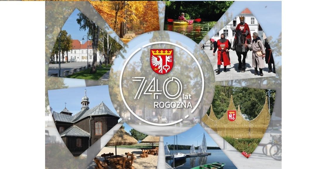 Jubileusz 740-lecia lokacji Rogoźna