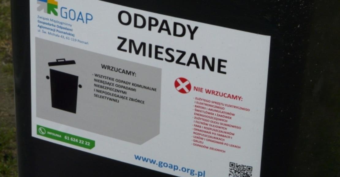 Piotr Woszczyk: Opłaty śmieciowe bez zmian (film)