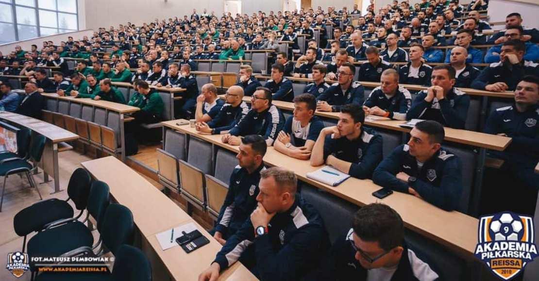 Piotr Reiss i Akademia Piłkarska Reissa będą w Obornikach (foto)