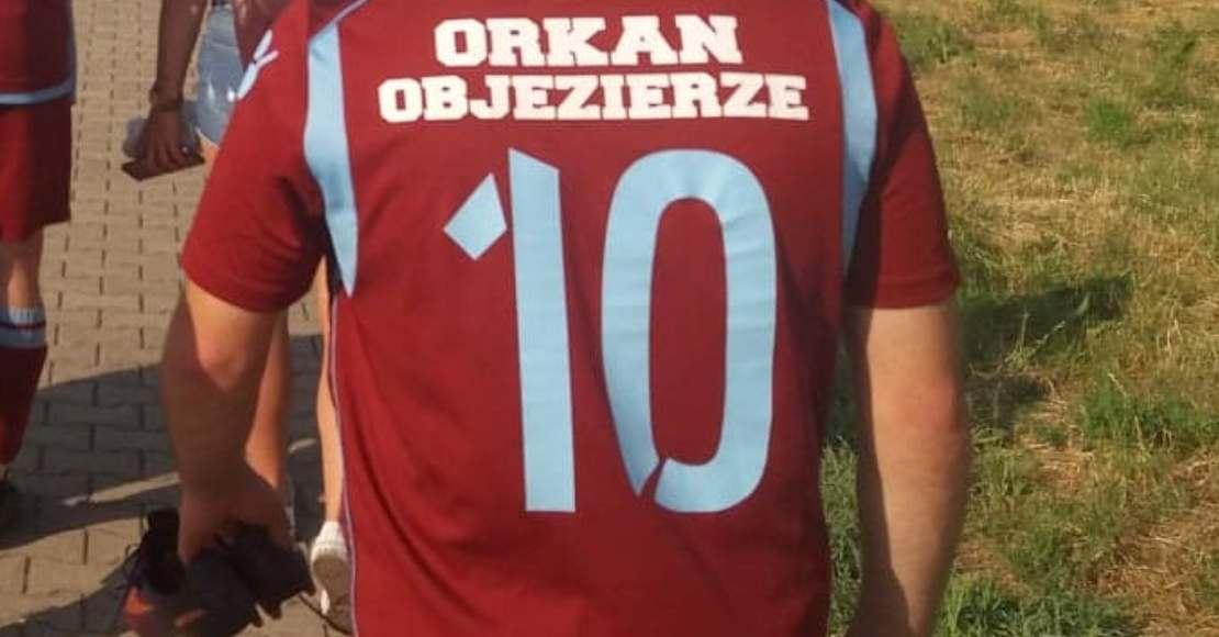 Norbert Jabłoński wiosną nie zagra w Orkanie Objezierze