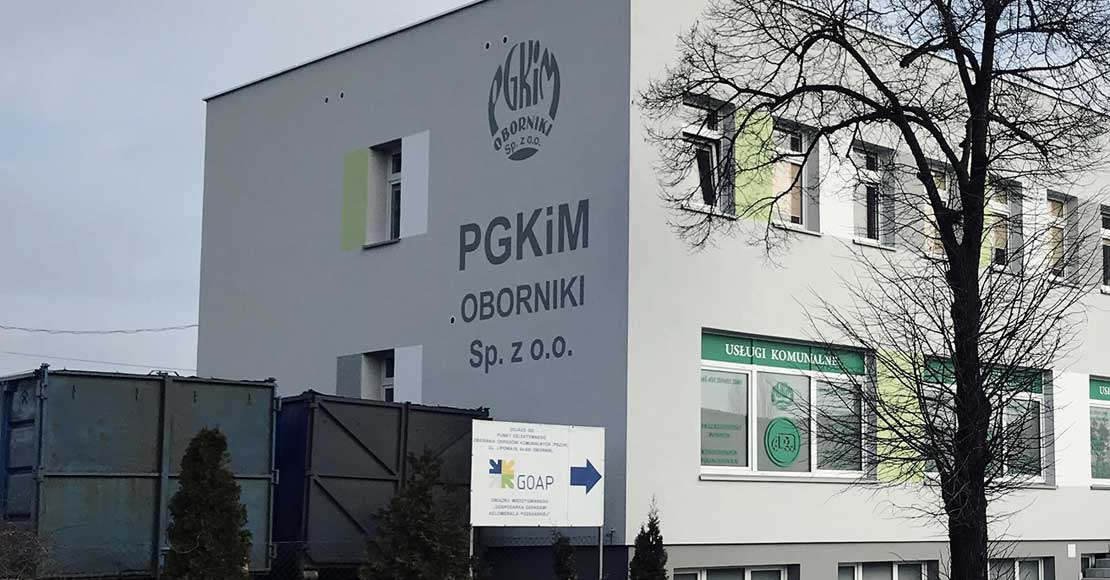 PSZOK w Obornikach czynny od 1.02.2020