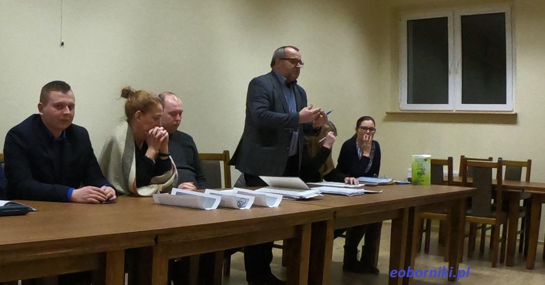 Wójt H. Szrama w Lipie: Nie zrobimy wszystkiego od razu