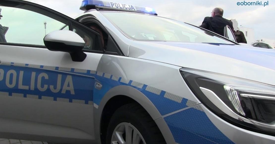 Wypadek na ul. Czarnkowskiej w Obornikach