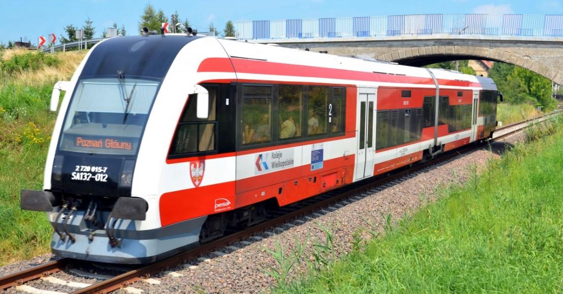 Od poniedziałku mniej pociągów na trasie Poznań-Piła!