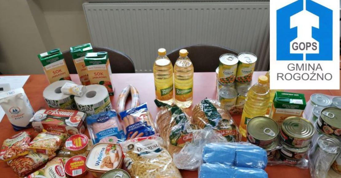 GOPS w Rogoźnie pomaga osobom w kwarantannie
