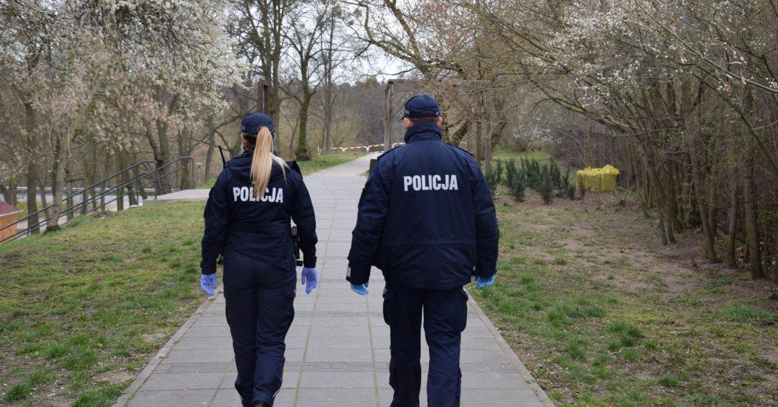 Uwaga! Dobór do służby w policji