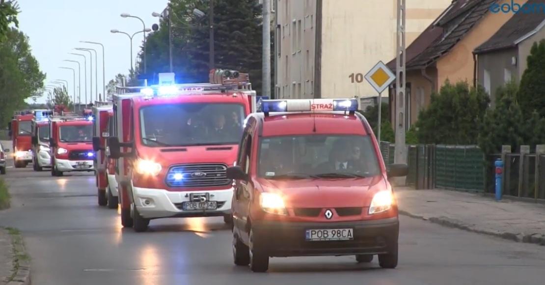 Gminny Dzień Strażaka w Rogoźnie