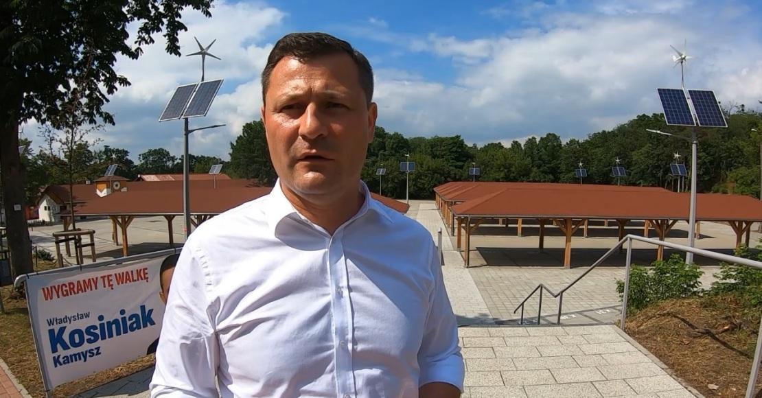 Poseł Krzysztof Paszyk o swoim kandydacie na prezydenta (film)