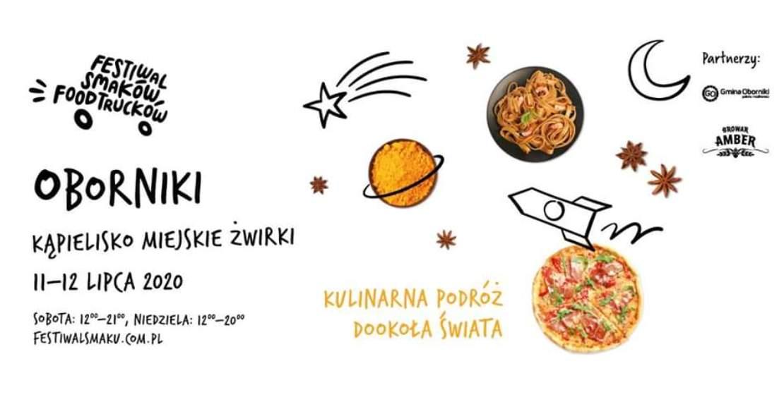 Festiwal Smaków Food Truck już 11-12 lipca!