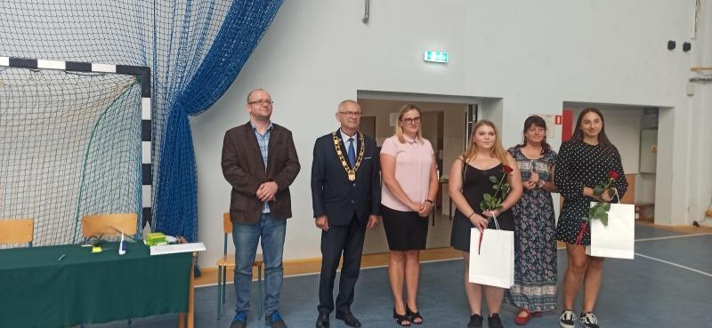 Cech Rzemiosł Różnych docenił najlepszych absolwentów obornickiej zawodówki