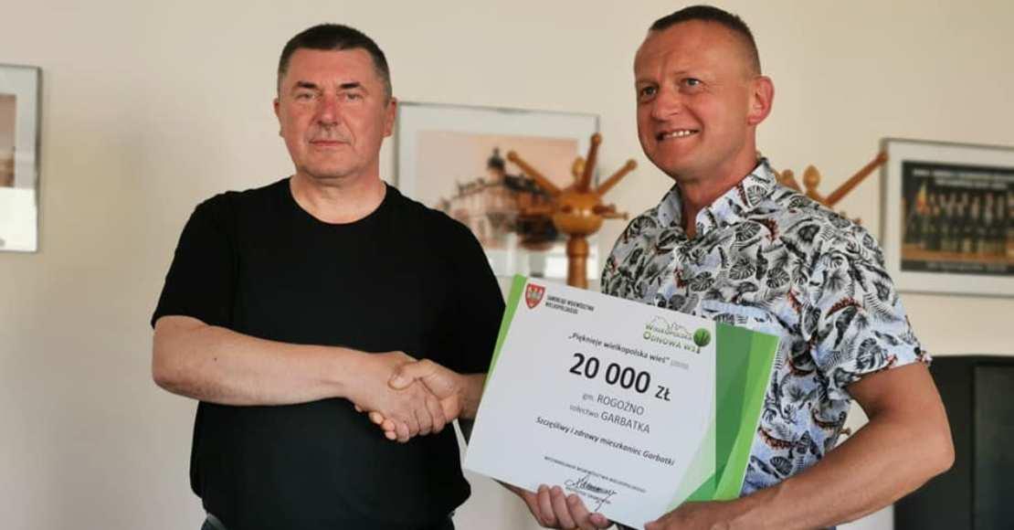 20.000 zł dla Sołectwa Garbatka (foto)