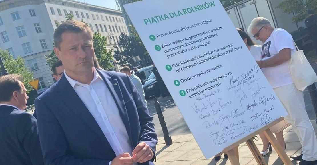 """Krzysztof Paszyk krytykuje """"5 dla zwierząt"""" (wywiad)"""
