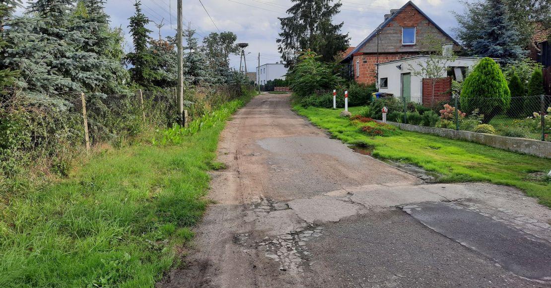 Jeszcze w tym roku wybudują drogę w Żukowie (foto)